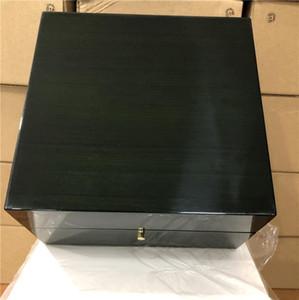 Orologio TM orologio da polso da polso da polso di alta qualità Carta originale Carta interna Scheda opuscolo Orologio inmanino Guarda le scatole regalo Houdes Boxes