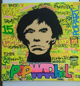 ANDY WARHOL STREET ART Home Decor Handcrafts  HD Print Oil Painting On Canvas Wall Art Canvas Pictures 201116
