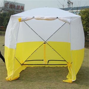 High quality in China Free shipping engineer Outdoor optical cable construction tent 180x180x200cm Z1123