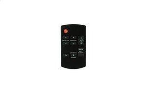 Пульт дистанционного управления для Panasonic N2QayC000063 SC-HTB350 SC-HTB550P SC-HTB550EBK SC-HTB550EGK TV Soundbar Sound Bar Home Theate Audio System