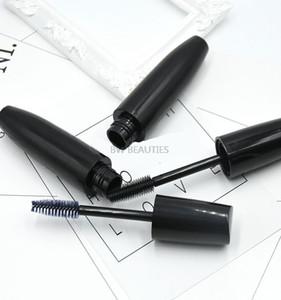 500pcs lot 7ML 10ML Empty Black Mascara Tube,DIY High-end Eyebrow Cream Refillable Container,Eyebrow Growth Liquid Bottle