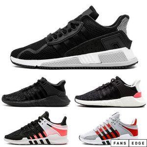 2020 Originali di alta qualità Sfondo Climacool EQT 4S Four Generations Clunky136 Scarpe Scarpe sportive Scarpe da ginnastica nera