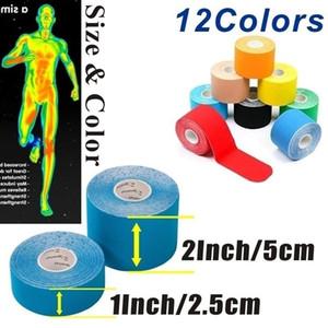 Kinesiology Tape Athletic Recovery Kneepad Sports Safety Relieve Rodilleras Soporte Apoyo Fitness Vendaje Cinta Kinesiologico