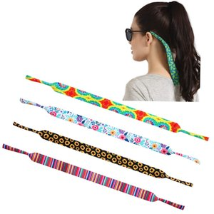 Glasses Sunglasses Stretchy Band Strap Belt Cord Holder Neoprene Sunglasses Eyeglass Band Floater Cord for Guest gift LX3284