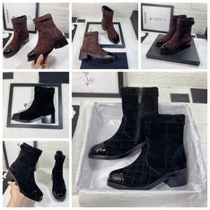 Quality leather star Exquisite women Boot martin short autumn winter ankle Exquisite women boots outdoors Fashion martin boot CH250 03