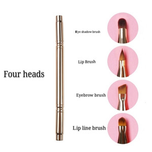 Mitis make-up artist four expansion lipstick brush lip brush, eye shadow brush, eyebrow brush eyeliner brush dizzy dye concealer.
