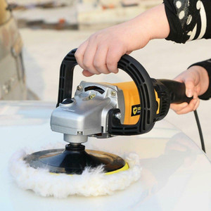 """Hot 7"""" Auto Car Paint Polisher Buffer Waxer 110V 1200W Electric 6 Variable Speed"""