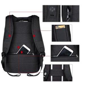 HBP XQXA Laptop USB Sırt Çantası İş Okul Çantası Anti Hırsızlık Erkekler Backbag Seyahat Daypacks Erkek Eğlence Sırt Çantası Mochila Kadınlar Gril Tbfas
