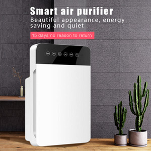 Household Air Purifier Autmatic Purification Negative Ion Deodorization Intelligent Remote Control Touch Sensing Purify and Sterilize