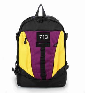 O norte-F SUP 713 Mochila Casual Mochilas de viagem ao ar livre Sacos de Desporto Adolescente Alunos do Ensino Bag 4 cores gota