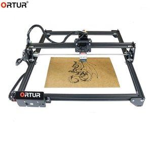 Принтеры Акриловые кожаные деревянные стеклянные фанеры лазерная гравировальная режущая машина Ortur Master 2 работа длительное время 8000-10000 часов1
