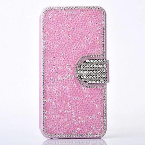 For Iphone 11 11 Pro Max Mobile Phone Case Fhx-zp Women Shiny Rhinestone Diamond Crystal For Iphone Xr Xs Max 6 6s sqcJnA