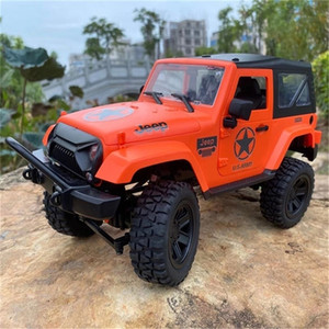 F1 1/14 RC Máquina en Control Monster Truck Escalada 4WD Buggy Radio Drift Car Remote Jeep 4x4 RTR Modelo Off-Road Vehicles Toy 201223