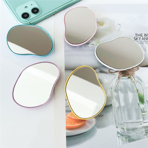 INS HOT Special Shape Mirror Phone Socket For Smart Phone Iphone Huawei For Samsung Grip Contraction bracket