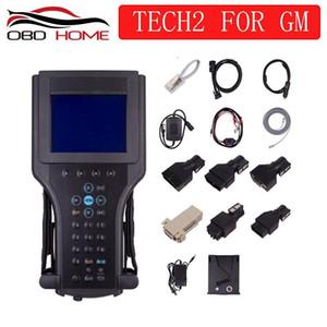 OBD2 Tech2 Tanı Tech-2 GM / SAAB için Flaş Test Cihazı / SUZUK / HOLDEN / ISUZU GM MDI VXDIAG GM Tarayıcı için 32 MB Kart KO ekleyin