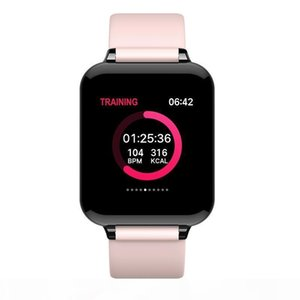 Smart Watch Men's Women's Brand Designer Sports Watch Top Running Watch Blood Pressure Heart Rate Wireless Bluetooth wristband Fre
