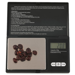 2020 Mini Pocket Digital Scale 0.01 x 200g Silver Coin Gold Jewelry Weigh Balance LCD Electronic Digital Jewelry Scale Balance
