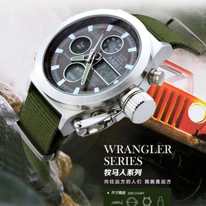 2020 Direct Selling Style Amst Students Watch Men Multi-function Electronic Outdoor Led Waterproof Wholesale Watches Movement