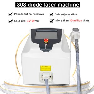 Best 808nm diode laser machine for permanent and fast laser hair removal skin rejuvenation 800W handle