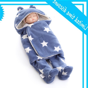 Newborn baby spring autumn pattern kids blanket, Retail children boutique wear, 78X86CM, R1BAS710-04-7886