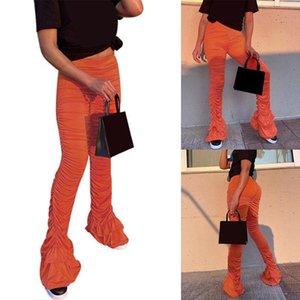 Pantaloni da donna Pantaloni impilati Donne Sexy Lace Up Long Pant Casual Sport Pantaloni casual Pantaloni casuali