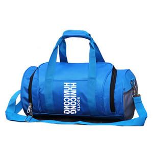 Outdoor Cylindrical Sports Gym Bag for Women Men Fitness Yoga Taekwondo Training Bags Shoulder Crossbody Bolsa Handbag XA586YL Z1121
