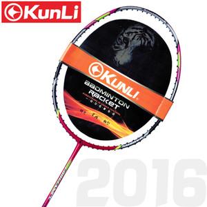 Frete Grátis 100% Original Kunli Badminton Force 79 Full Carbon Professional TB Nano Technology Feather Racket Z1202
