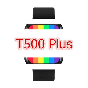2020 Горячие продажи Smart Watch T500 Plus Bluetooth SmartWatch SmartWatch Call Music Chedomer Tracker Sleep Tracker Сердечко монитор Умный браслет