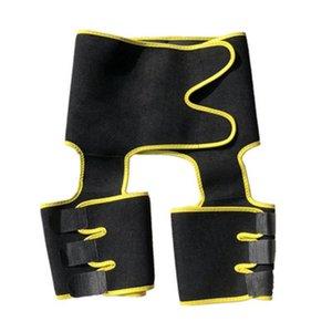 Waist Trainer Women 3 In 1 Waist Thigh Trimmer Body Shaper Slimming Support Belt Hip Raise Corsets Workout Fitness jllxFS light2010