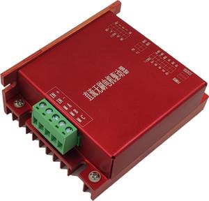 RS232 peut contrôler PWM Fermer la boucle Encodeur de boucle Feedback 24V 48V 100W 200W BLDC Servo Motor Controller Moteur 15A BLDC