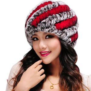 أزياء الشتاء القبعات للنساء الشتاء كاب المرأة قبعة القبعات القبعات اليدوية الدافئة قبعات الإناث القبعات # G30