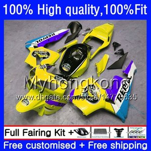 Injection OEM For HONDA CBR600RR CBR 600 CC 600F5 600CC 05-06 48HM.289 Light yellow CBR600 RR F5 05 06 CBR 600RR CBR600F5 2005 2006 Fairing