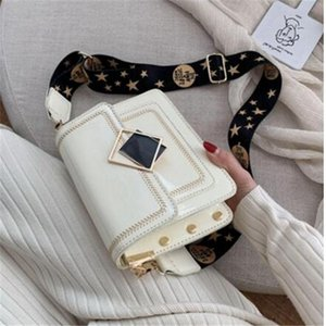 nn Autumn and winter broadband women's bag new 2020 fashion high-end sense of fashion texture chic shoulder bag