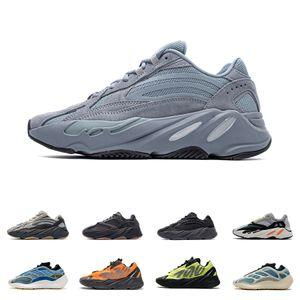 Mens Kanye 700 Srphym Carbon Teal Azael Kyanite Womens V3 Geode Inertia V2 Running Shoes MNVN Alvah Hospital Blue Bone Tephra Vanta Sneakers