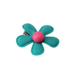 Baby Flower M Ornaments Mism Headwear New Hairpins para Crianças Acessórios Barrettes Crianças Meninas Headdress Cabelo Clipe