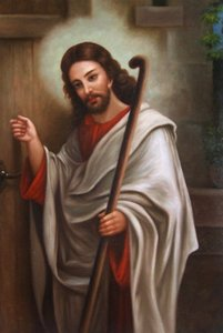 Jesus Christ Mary Catholic HOME DECOR 100% Hand-painted oil painting On Canvas Wall Art Pictures , F201208
