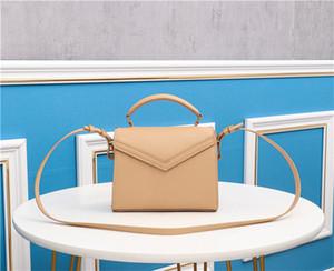 2020 new style korean luxurys designers bags handbags purses pattern rotating metal buckle simple womens handbags