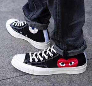 1970s Dìór Oblique DSM Chuck All Star Fashion Taylor CDG High Top Low Triple Designer Luxury Canvas Men Shoes Slipper Sneakers 36-45
