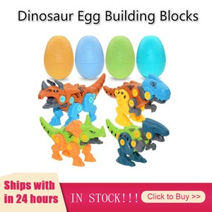 1Pc Cute Magic Hatching Growing Dinosaur Eggs Dinosaur Novelty Gag Boys Toys For Child Kids Educational Toy Gift Jouet Garcon