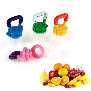 Baby Beißring Nippel Obst Lebensmittel Mordedor Silicona Bebe Silikon Zähne Safety Feeder Bissfutter Beißring BPA frei
