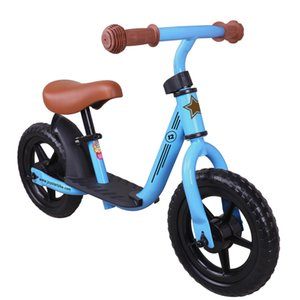 Joystar 10 12 inch Kids Baby Balance Bike Bicycle Learn to Ride Bike Ride on Toys with Footrest B1203