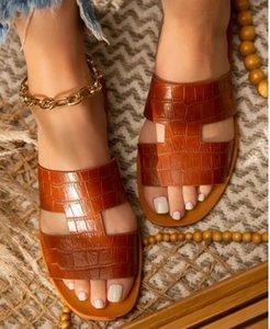 JGLX Nuova pelle Moda Moda Flip Flops Genuine Scarpe Maschio Sweetheart Summer Pantofole Stillette traspiranti Sandali di modo di alta qualità Slipper da spiaggia di alta qualità