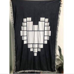 فراغات التسامي رمي بطانية للحرارة الصحافة الطفل المطبوعة بطانية 9 بينيلز البطانيات مخصصة الشخصية التسامي الصورة