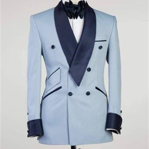 2020 New Men's Slim Fit Formal Custom Made Wedding Tuxedos Suits (1 * Jacket )