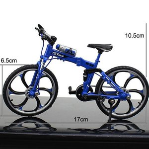 110 Alloy Cycling Finger Bmx Bicycle Model Toys Mountain Bike Novelty Racing Toys For Children Kids Collection Gift Brinquedo bbysOX