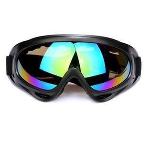 New Super Tenacity Motorcycle Goggles Mask Lens Outdoor Riding Retro Motorcycle Helmet Glasses Vintage Off-Road Eyewear