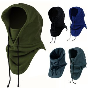 Sally Full face Fleece Cap Balaclava Neck Warmer Hood Winter Sports Ski Women tactical Men Mask sun