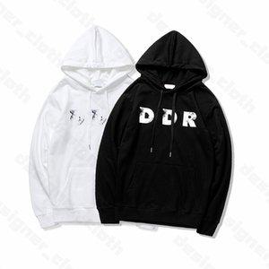 Dior Nueva arival 20ss diseñador para mujer para hombre sudaderas con capucha de moda otoño invierno del hombre de manga larga camiseta básica Sudadera con capucha ropa D6988