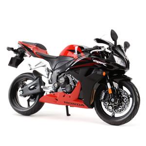 Maisto 1:12 Honda CBR600RR Die Veicoli da collezione Itterible Hobby Motorcycle Model Toys Y1130