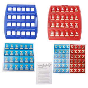 Who Is It Classic Board Game Funny Family Guessing Games Kids Children Toy Gift M18 Y200428